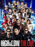 HiGH & LOW THE LIVE [BLU-RAY] (Normal Edition) (Japan Version)