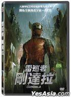 Gundala (2019) (DVD) (Taiwan Version)