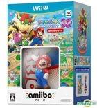Mario Party 10 (amiibo Set) (Wii U) (Japan Version)