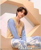 Leela : Long Sleeve Blue Shirt