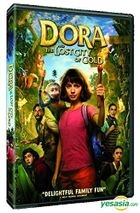 Dora and the Lost City of Gold (2019) (DVD) (US Version)