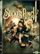 Sucker Punch (2011) (DVD) (Hong Kong Version)