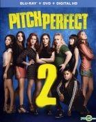 Pitch Perfect 2 (2015) (Blu-ray + DVD + Digital HD) (US Version)