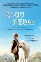 Belle et Sebastien (2013) (DVD) (Hong Kong Version)