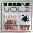 Big Bang : 2nd Live Concert Album - The Great