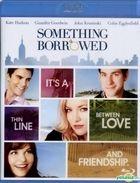 Something Borrowed (2011) (Blu-ray) (Hong Kong Version)