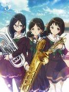 Hibike! Euphonium Vol.5 (DVD)(Japan Version)