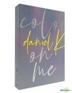Kang Daniel Mini Album Vol. 1 - Color On Me + Poster in Tube