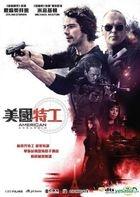 American Assassin (2017) (DVD) (Hong Kong Version)