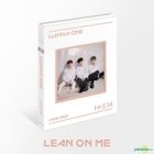 WANNA ONE Special Album - 1÷X=1 (UNDIVIDED) (Lean On Me Version) (Taiwan Version)