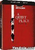 A Quiet Place Part II (2020) (4K Ultra HD + Blu-ray) (Steelbook) (Hong Kong Version)