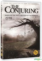 The Conjuring (2013) (DVD) (Korea Version)