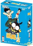 Ranma 1/2 (DVD Box 4) (Vol.73-96) (To Be Continued) (Hong Kong Version)