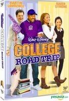 College Road Trip (DVD) (Korea Version)