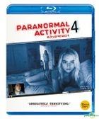 Paranormal Activity 4 (Blu-ray) (Korea Version)