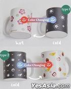 PP Color Culture: Warmie Couple Cup Set (Type 1+2)