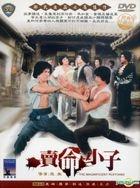 The Magnificent Ruffians (DVD) (Taiwan Version)