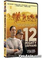 12 Mighty Orphans (2021) (DVD) (Hong Kong Version)