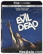 The Evil Dead (1981) (4K Ultra HD + Blu-ray) (Taiwan Version)