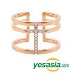 GOT7 Style - Uniquely Ring (Pinkgold) (US Size: 6 - 8 1/2)