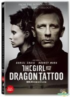 The Girl with The Dragon Tattoo (DVD) (Korea Version)