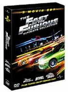 THE FAST AND THE FURIOS ULTIMATE COLLECTION (Japan Version)