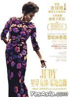 Judy (2019) (DVD) (Hong Kong Version)