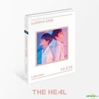WANNA ONE Special Album - 1÷X=1 (UNDIVIDED) (The Heal Version) (Taiwan Version)