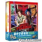 Scott Pilgrim vs. the World (2010) (4K Ultra HD + Blu-ray) (Steelbook) (Taiwan Version)