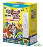 妖怪手錶 Dance JUST DANCE Special Version (Wii U Remote Con Plus Set) (Wii U) (日本版)