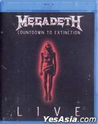 Countdown To Extinction : Live (Blu-ray) (EU Version)