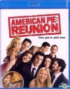American Reunion (2012) (Blu-ray) (Hong Kong Version)