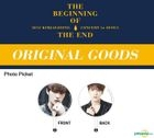 2015 Kim Jae Joong Concert in Seoul 'The Beginning of The End' Goods - Photo Picket