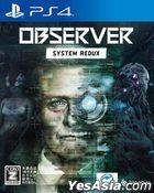 Observer: System Redux (Japan Version)