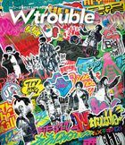Johnny's WEST LIVE TOUR 2020 W trouble  [BLU-RAY]  (Normal Edition) (Japan Version)