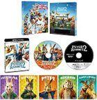 Peter Rabbit 2: The Runaway [4K ULTRA HD + Blu-ray Set] (Limited Edition)(Japan Version)