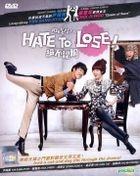 Hate to Lose (DVD) (End) (Multi-audio) (MBC TV Drama) (Malaysia Version)