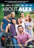 About Alex (2014) (DVD) (Hong Kong Version)