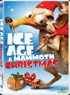Ice Age: A Mammoth Christmas (2011) (DVD) (Hong Kong Version)