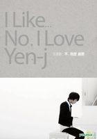 I  Like...No, I Love Yen-j 2010 0718 Concert  Live (DVD)