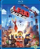 The Lego Movie (2014) (Blu-ray) (Hong Kong Version)