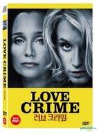 Love Crime (DVD) (Korea Version)