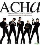 Super Junior Vol. 5 Mr. Simple (Repackage) - A-CHA