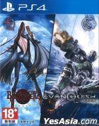 Bayonetta & Vanquish (Asian Chinese Version)