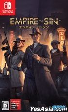Empire of Sin (Japan Version)