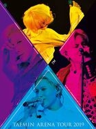 TAEMIN ARENA TOUR 2019 - XTM - [BLU-RAY + PHOTOBOOK] (First Press Limited Edition)(Japan Version)