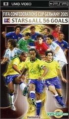 FIFA Confederations Cup Germany 2005 Starts & All 56 Goals (UMD Video)(Japan Version)