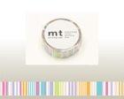 mt Masking Tape : mt 1P Multi Border Pastel
