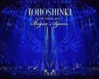 Tohoshinki LIVE TOUR 2017 Begin Again [BLU-RAY] (First Press Limited Edition) (Japan Version)