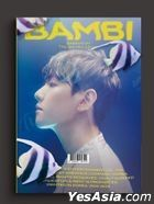 EXO: Baek Hyun Mini Album Vol. 3 - Bambi (Photo Book Version) (Bambi Version) + Random Poster in Tube (Bambi Version)